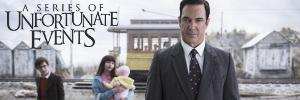 A Series of Unfortunate Events banner