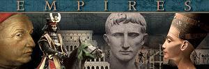 Empires: Egypt's Golden Empire banner