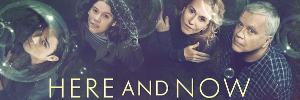 Here and Now banner