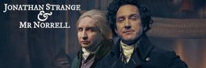 Jonathan Strange & Mr Norrell banner