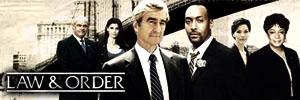 Law & Order banner