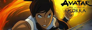 The Legend of Korra banner