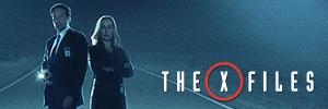 The X Files banner