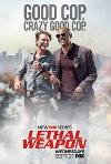 Lethal Weapon (2016) cover