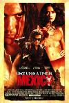Once Upon a Time in Mexico (2003) cover