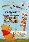 The Many Adventures of Winnie the Pooh (1977) cover