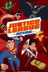 Justice League Action (2016) cover