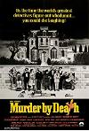 Murder by Death (1976) cover