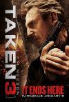 Taken 3 (2014) cover