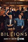 Billions (2016) cover