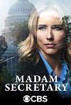 Madam Secretary (2014) cover