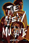 The New Mutants (2020) cover