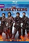 The Musketeers (2014) cover