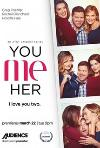You Me Her (2016) cover