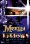 Merlin (1998) cover