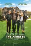 The Joneses (2009) cover