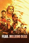 Fear The Walking Dead (2015) cover
