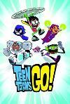 Teen Titans Go! (2013) cover
