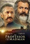 The Professor and the Madman (2019) cover
