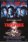 Trespass (1992) cover