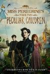 Miss Peregrine's Home for Peculiar Children (2016) cover