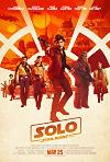 Solo: A Star Wars Story (2018) cover