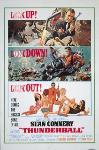 Thunderball (1965) cover
