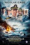 USS Indianapolis: Men of Courage (2016) cover