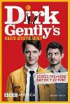 Dirk Gently's Holistic Detective Agency (2016) cover