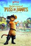 The Adventures of Puss in Boots (2015) cover