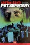 Pet Sematary (1989) cover