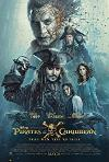 Pirates of the Caribbean: Dead Men Tell No Tales (2017) cover