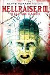 Hellraiser III: Hell on Earth (1992) cover