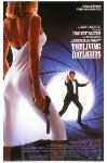 The Living Daylights (1987) cover