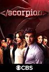 Scorpion (2014) cover