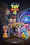 Toy Story 4 (2019) cover