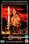 Conan the Destroyer (1984) cover