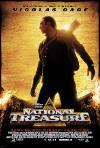 National Treasure (2004) cover