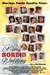 A Very Sordid Wedding (2017) cover
