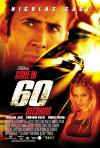 Gone in Sixty Seconds (2000) cover