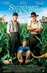 Secondhand Lions (2003) cover