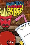 Aqua Teen Hunger Force (2000) cover