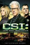 CSI: Crime Scene Investigation (2000) cover