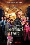 A Series of Unfortunate Events (2017) cover