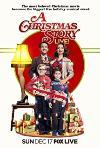 A Christmas Story Live! (2017) cover