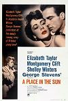 A Place in the Sun (1951) cover