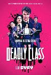 Deadly Class (2019) cover