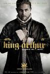 King Arthur: Legend of the Sword (2017) cover