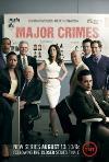 Major Crimes (2012) cover