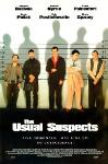 The Usual Suspects (1995) cover